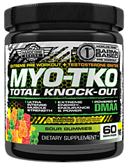 Savage Line Labs MYO TKO Sarms Pre Workout DMAA supplements