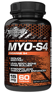 Keebo Sports Supplements MYO-S4 Anderine s4 Sarms