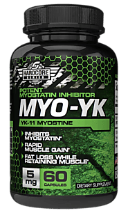 Hardcore Series MYO-YK (YK11) MYOSTINE Buy Sarms Canada | USA