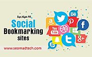 Social bookmarking Sites | high PR Social Bookmarking | Social sharing sites - seomadtech