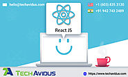 ReactJS Development Company in the USA