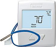 Tekmar Radiant Thermostat 519 - One Stage Heat (Includes Slab Sensor 079) - PEXhouse.com