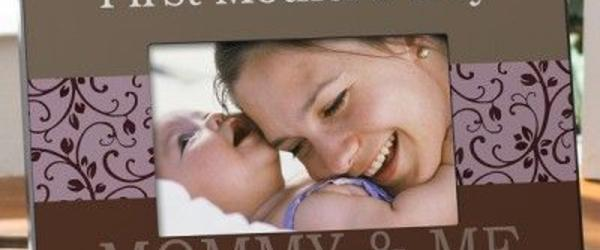 Headline for First Mother Day Frame
