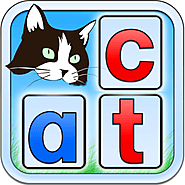 Montessori Crosswords - Spelling With Phonics-Enabled Alphabet