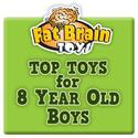 Top Toy Picks for 8 Year Old Boys