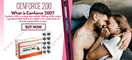 Buy Cenforce 200 Pills | Sildenafil Citrate Tablets Cenforce 200mg