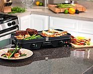 Hamilton Beach 38546 3-in-1 Grill and Griddle - Kitchen Things