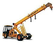 India's best hydraulic mobile crane manufacturer company