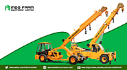Hydraulic Mobile Crane Manufacturer: Excellent Solution for Moving Loads