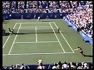 7. Agassi - 870 career wins