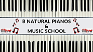 B Natural Pianos and Music SchoolsMusical Instrument Store on Facebook