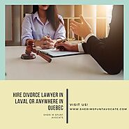 Best Law Firm in Laval for Divorce Legal matters