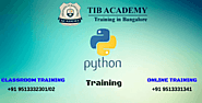 Python Training in Marathahalli | Best Python Training Institutes in Marathahalli