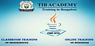 Core Java Training in Marathahalli | Best Core Java Training Institutes in Marathahalli
