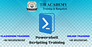 PowerShell scripting Training in Marathahalli | Best PowerShell scripting Training Institutes in Marathahalli