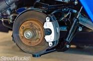 C-10 Disc Brake Upgrades From CPP: Disc Brake Installation