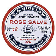 C.O. Bigelow All Purpose Classic Rose Salve Lip Balm