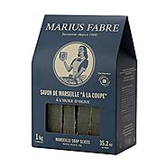 Marius Fabre Olive Oil Marseilles Soap Slices