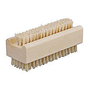 Redecker Wood Tampico Fiber Nail Brush