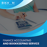 Accounting and Bookkeeping Services for Accountants | Bikham Finance
