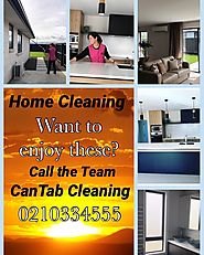 Home Cleaning in Christchurch