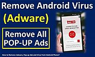 How to Remove (Adware Pop-up Ads) and Virus Removal from Android Sggreek.com