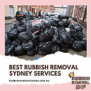 Best Rubbish Removal Sydney Services in Australia