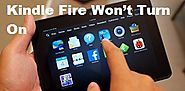 Kindle Fire Won't Turn On 833-886-2666 issue? 6 Methods You Must Try