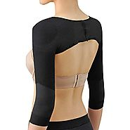 Ausom Womens Long Sleeve Shaper Slimmer Arm Shapers Back Shoulder Support Wrap Correct Posture Corrector Humpback Pre...