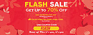 Flash Sale Online | Shopping Flash Sale Offers 2019