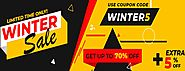 Winter Sale at Techhark | Up to 70% Discount Online Fashion