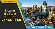 Find Cheap Flight to Vancouver from UK and London Vancouver Cheap Flights