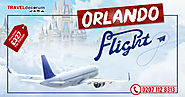 Book Cheap Flight to Orlando from London and Flight to Orlando from UK
