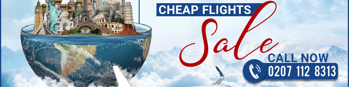 Headline for Cheap Flights from london