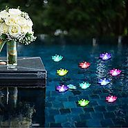 anyamags · Floating Pool Lights · Posts