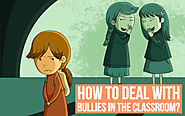 Bullying in your classroom – Do you know how to deal with it? - BookWidgets