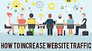 7 Strategies to Increase your Website Traffic - Ugettraffic