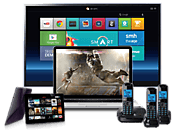 Watch TV on Mobile and big screen - Low Cost Cable Deals