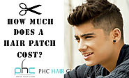How Much Does A Hair Patch Cost in India? By PHC