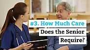 7 Questions to Ask Yourself When Looking for Senior Care