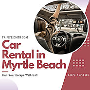 Car Rental Myrtle Beach (MYR Airport) | Car Rental Deals Myrtle Beach