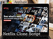 Challenge the Video Streaming Industry with a Customizable Netflix Clone Script