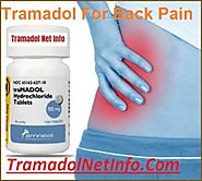 Tramadol For Back Pain | 100mg Tramadol For Pain