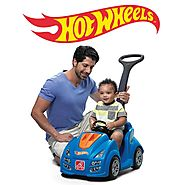 Amazing Hot Wheels Push Around Racer For Kids At Step2 Direct!