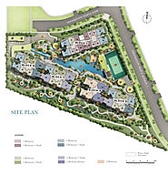 The Garden Residences Site Plan