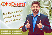 Website at https://www.ohoevents.com/