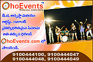 Best Dj,Orchestra and Artist for Events | Oho Events