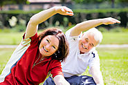 Elderly Exercises: 5 Ways to Bring in the Fun