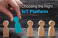 A Step-By-Step Guide To Selecting The Right Industrial IoT Platform - Altizon
