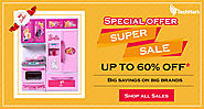 Barbie Dolls, Toys for Kids & Baby Toys Online Super Sale | Techhark